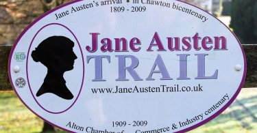 Jane Austen Trail