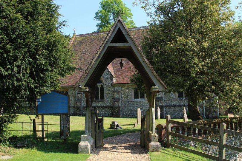 porch-st-nicholas-church-chawton